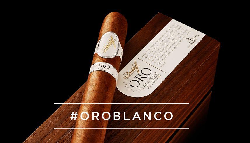Davidoff Cigars , Oro Blanco
