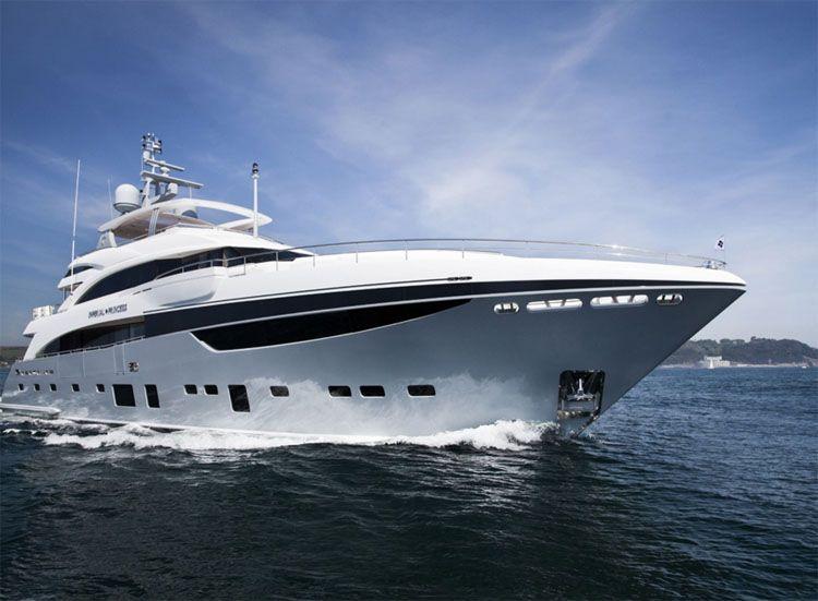 dawsons audi installation princess yachts