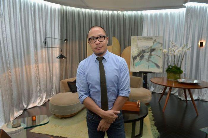 Derek Lam Emmys Green Room by Audi