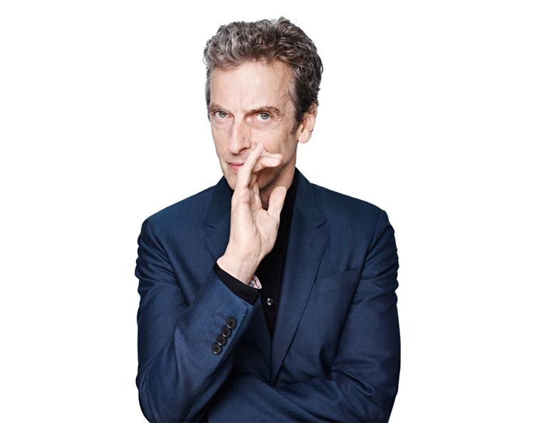 The 12th Doctor is Revealed: Say <i>Hello</i> to Peter Capaldi!