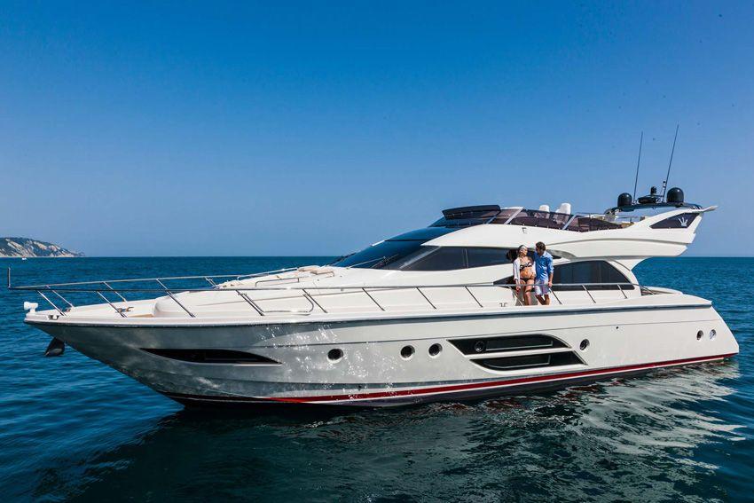 Dominator 640 Yacht