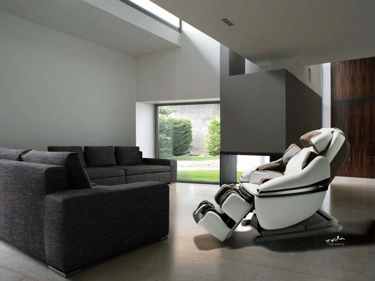 Get a Shiatsu Massage in Your Living Room With the Sogno Dreamw