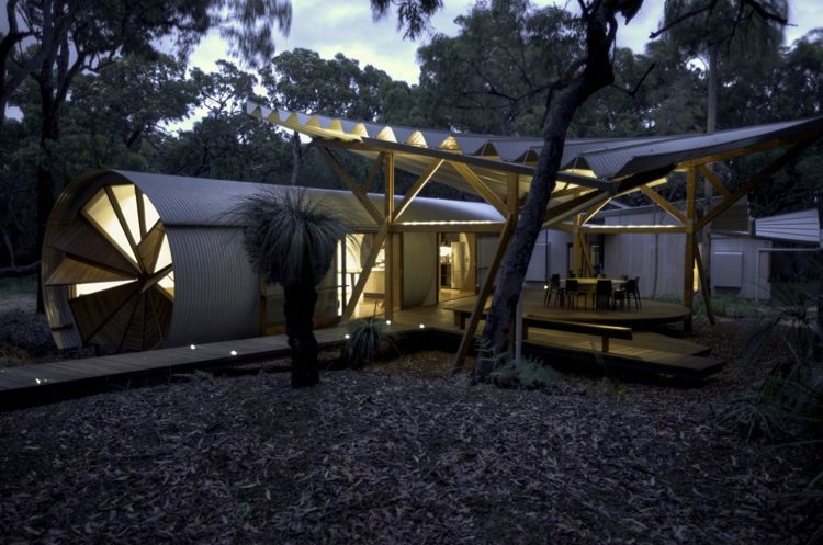 Australian drew house
