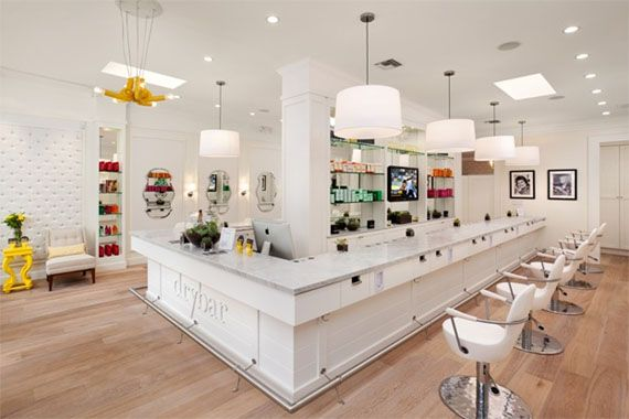 Fashion Valley Beauty Salon: Hair Salon Blowing The Others Away: Drybar Los Angeles