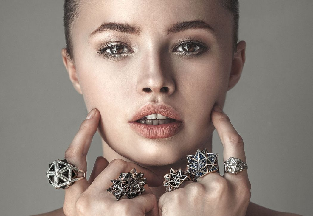 3D Printing Evolving Ideas In Jewelry Design Avant Garde Fashion
