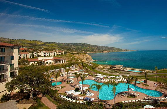 Southern California Luxury Resorts: Southern California Eco-Friendly Luxury In Palos Verdes