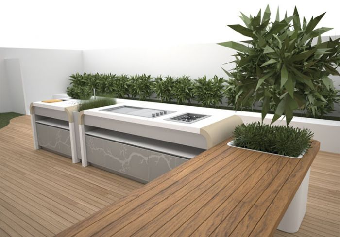 Outdoor Kitchen by electrolux