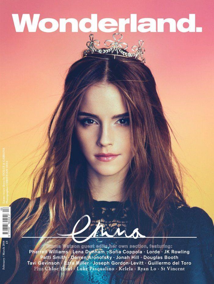 Emma Watson Wonderland