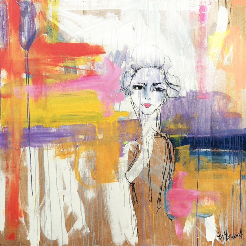 Erin Hammond, art, interview