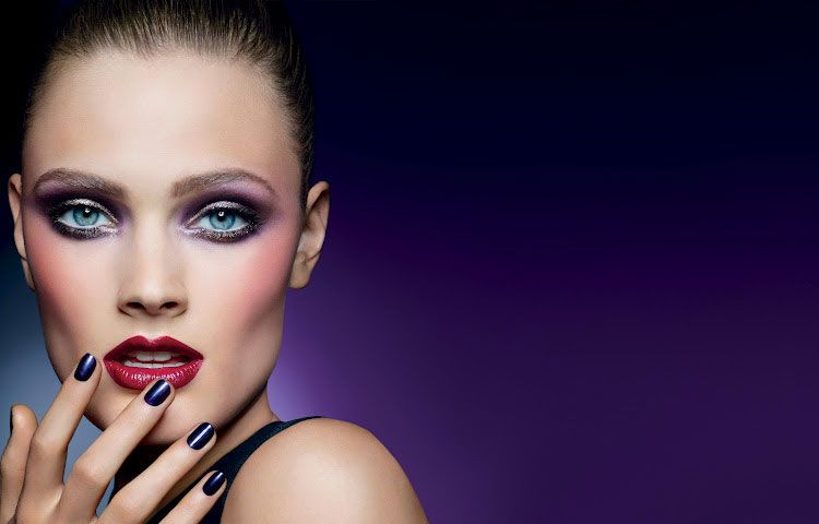 Est 233 E Lauder Makeup Adds Glam Rock Look To Collection