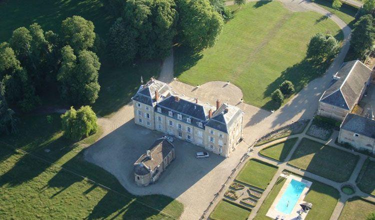 Burgundy Chateau de Varennes