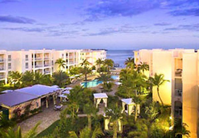 Key West Marriott Beachside Hotel Is Now Among Key West