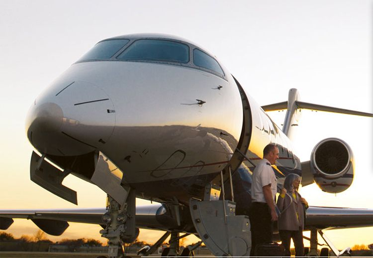 flexjet private jets