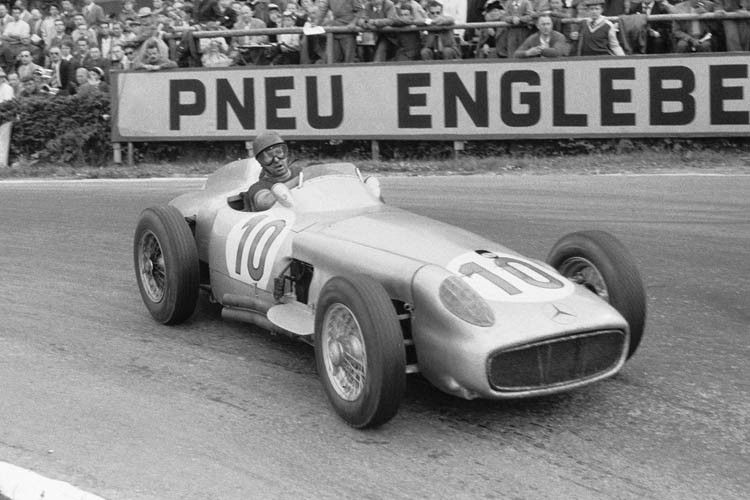 Fangio's Mercedes Could Emerge as the Most Expensive Car Ever S