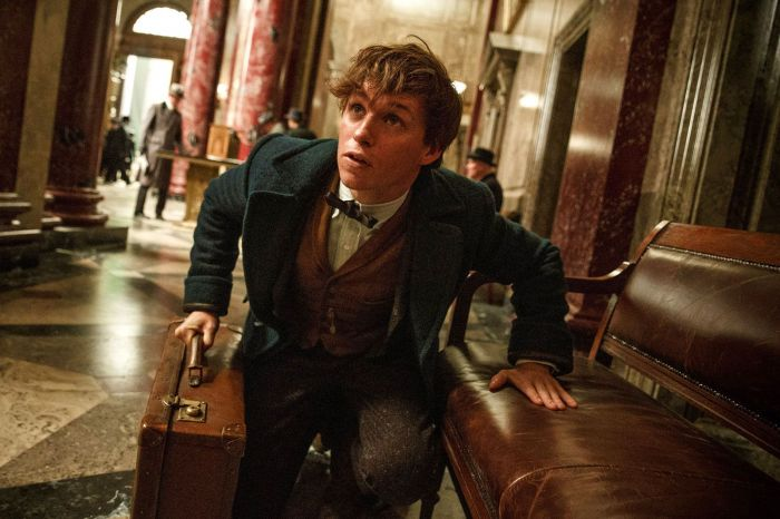 Fantastic Beasts and Where to Find Them, J.K. Rowling