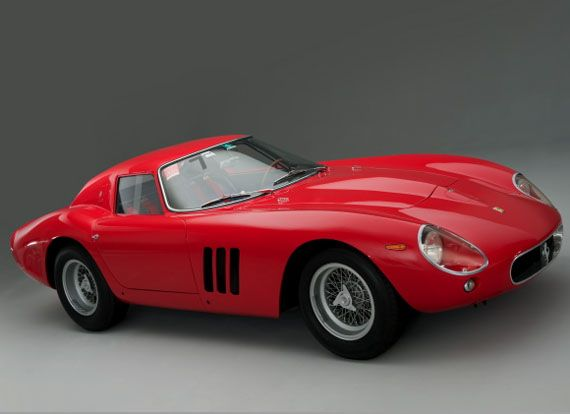 Luxury Cars: An Extremely Rare Example Of Ferrariu0027s Legendary 250 GTO From  1963 Is Being Offered For Private Treaty Sale By RM Auctions. The Car  Chassis No.