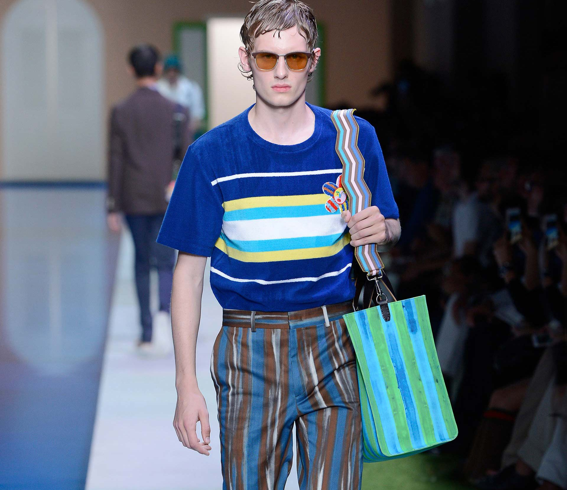 Fendi Menswear Spring 2017