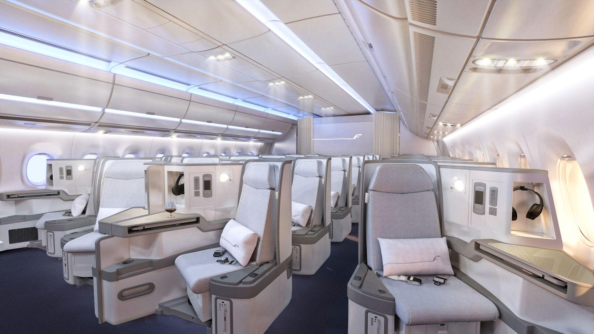 Finnair Airbus A350 XWB Aircraft