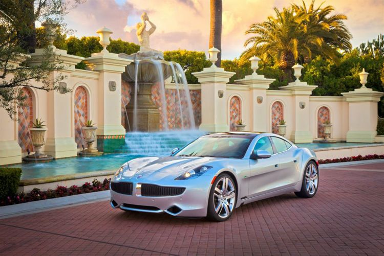 fisker karma hybrid