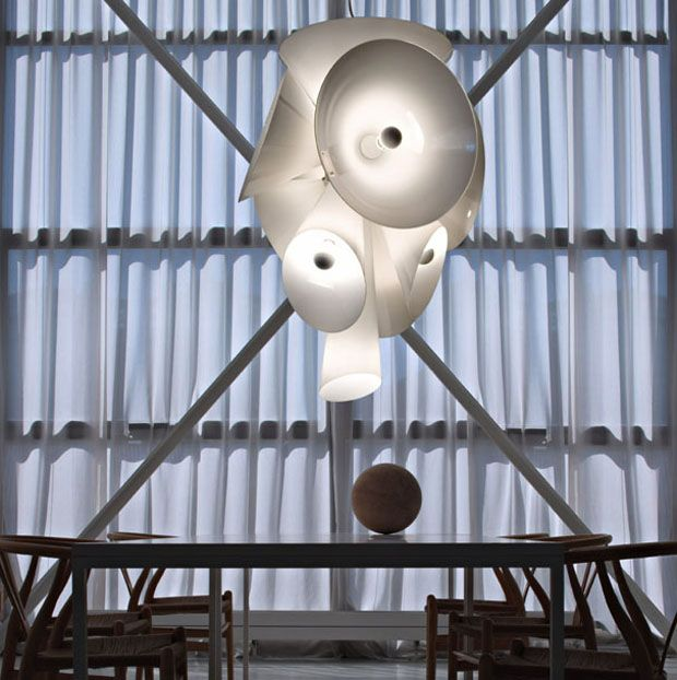 Nebula lamp flos
