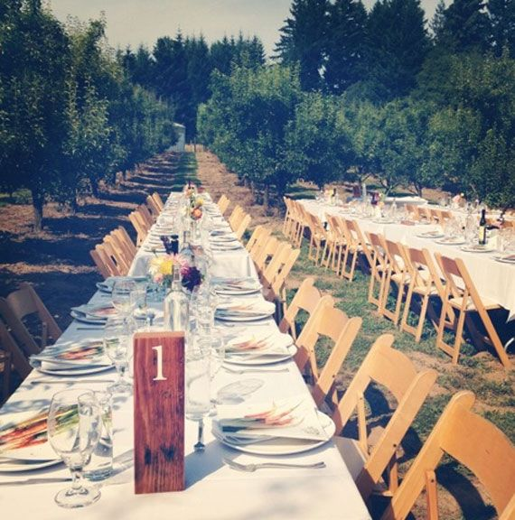plate and pitchfork orchard dinner