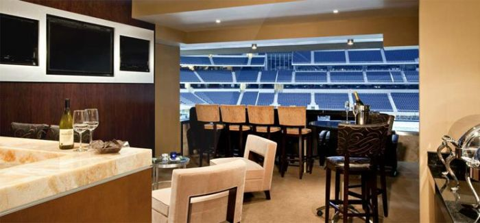 cowboys stadium box suite