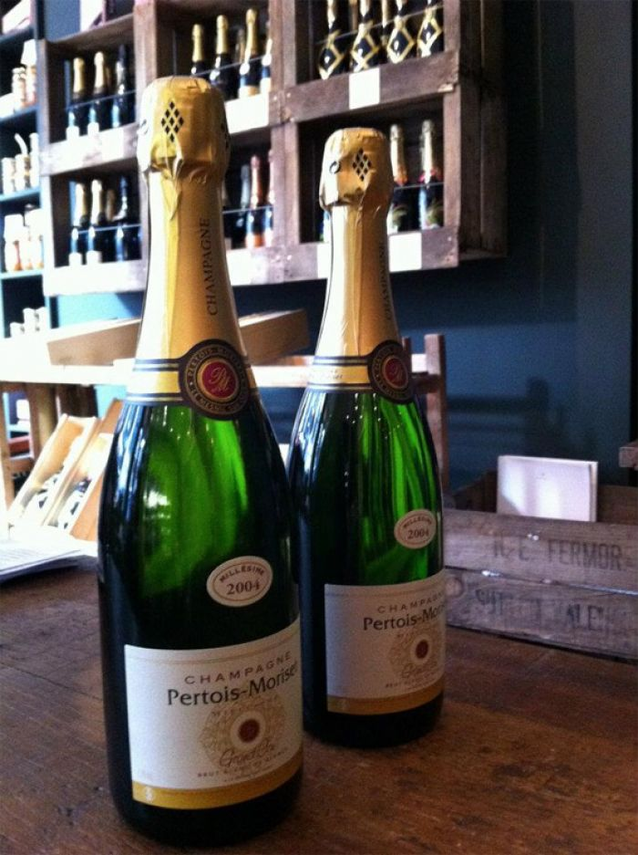 French Bubbles Pop-Up at The Anthologist