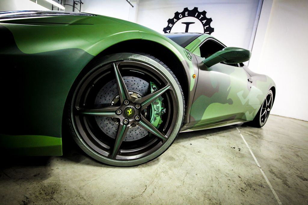 North Italia Scottsdale >> This is How You Can Score Pirelli-Made Customized Colored ...