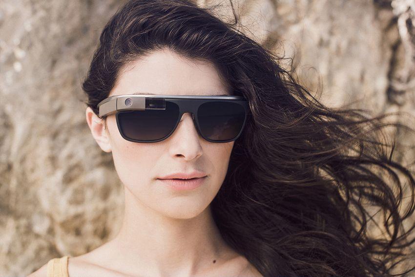 Google Glass and Luxottica