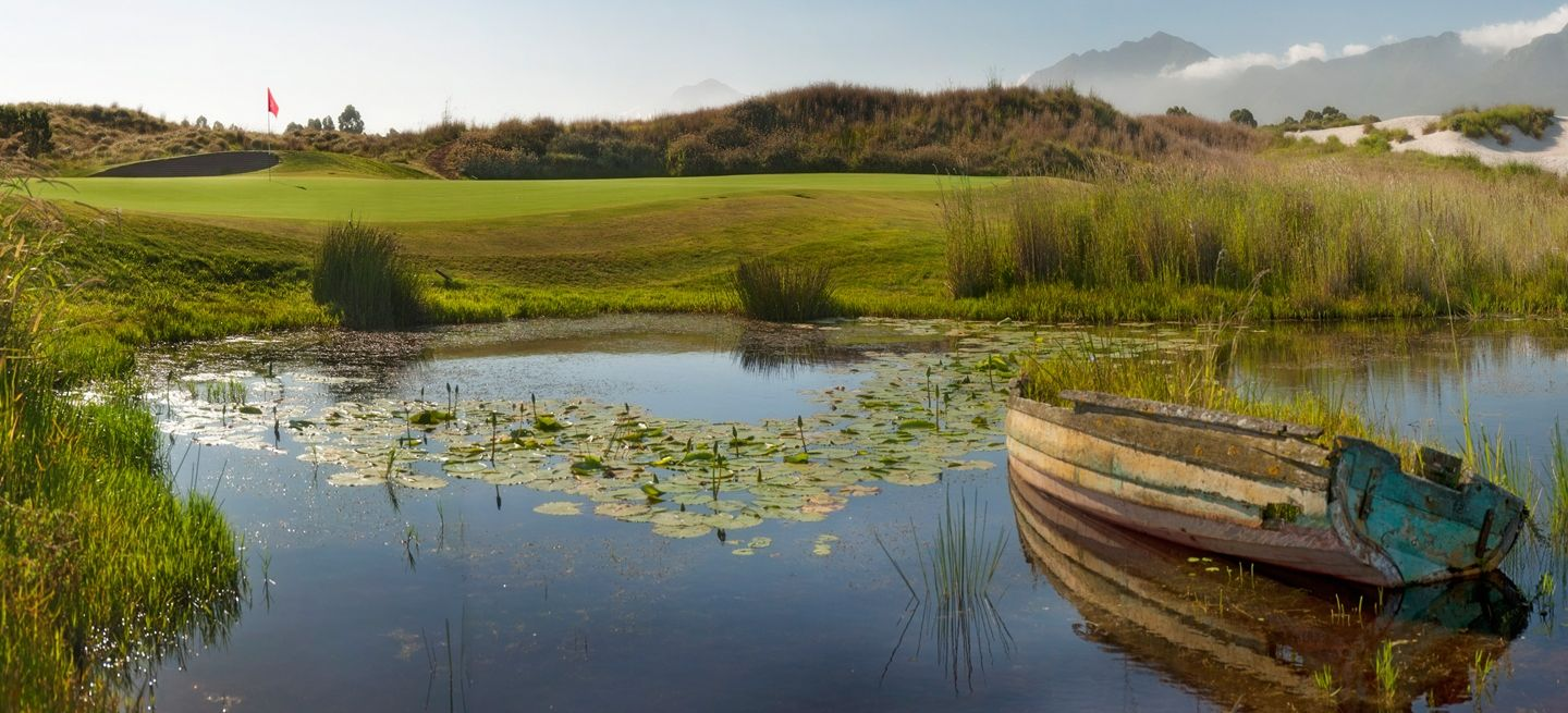 Fancourt, golf course,South Africa, the links
