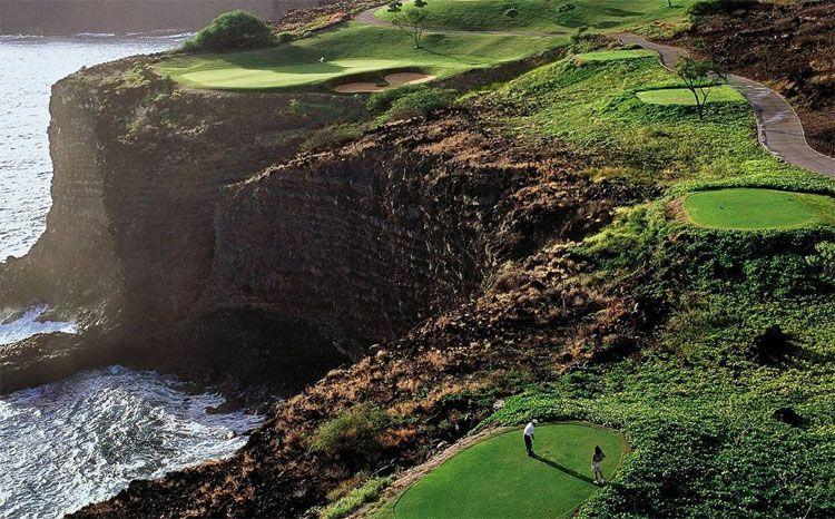 St. Regis Princeville golf