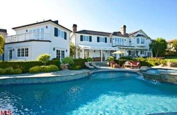 Photos Inside Gordon Ramsay S 7 Million Bel Air Mansion