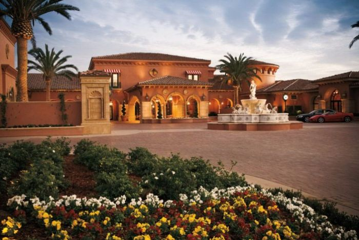 The Grand Del Mar resort and golf