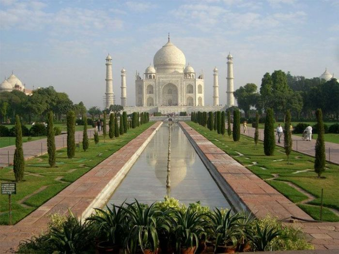 greaves tours taj mahal
