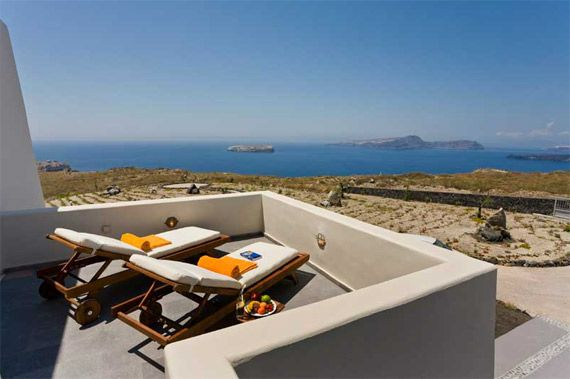 Black Rock Villa Santorini