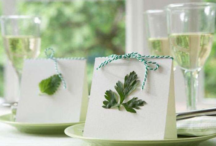 Super green christmas decorations