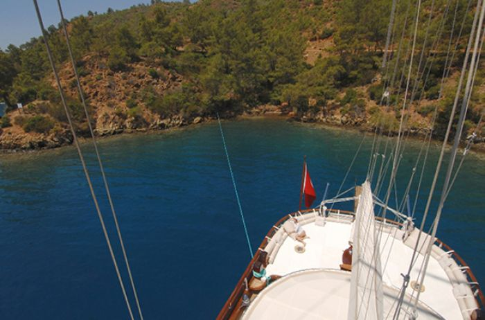 gulet holiday charter