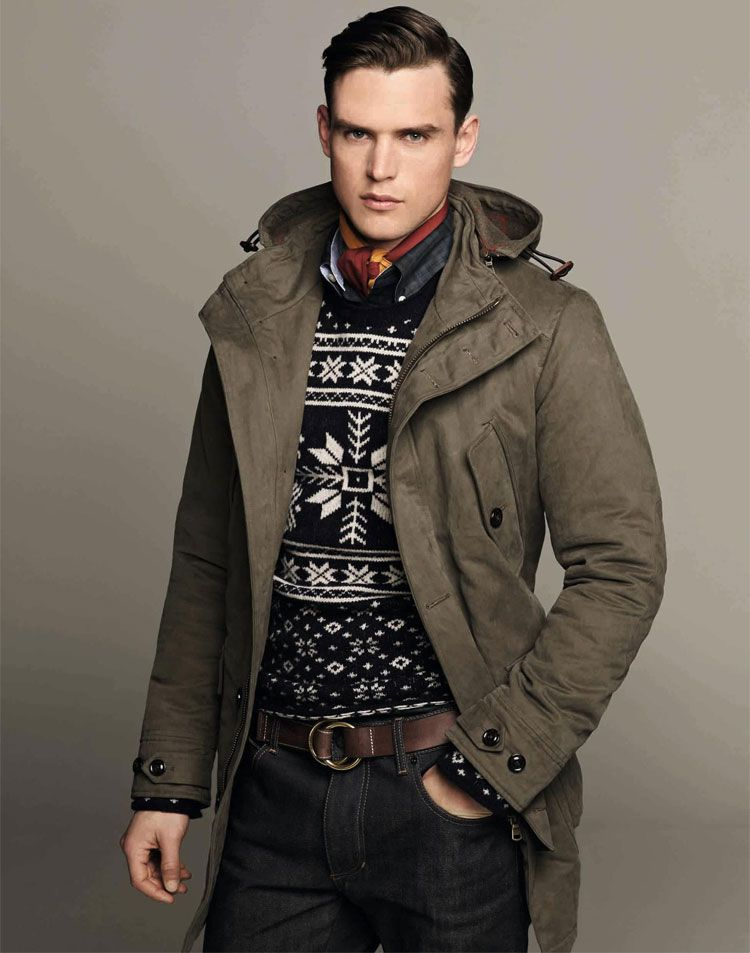 Hackett London Men's RTW Fall 2012