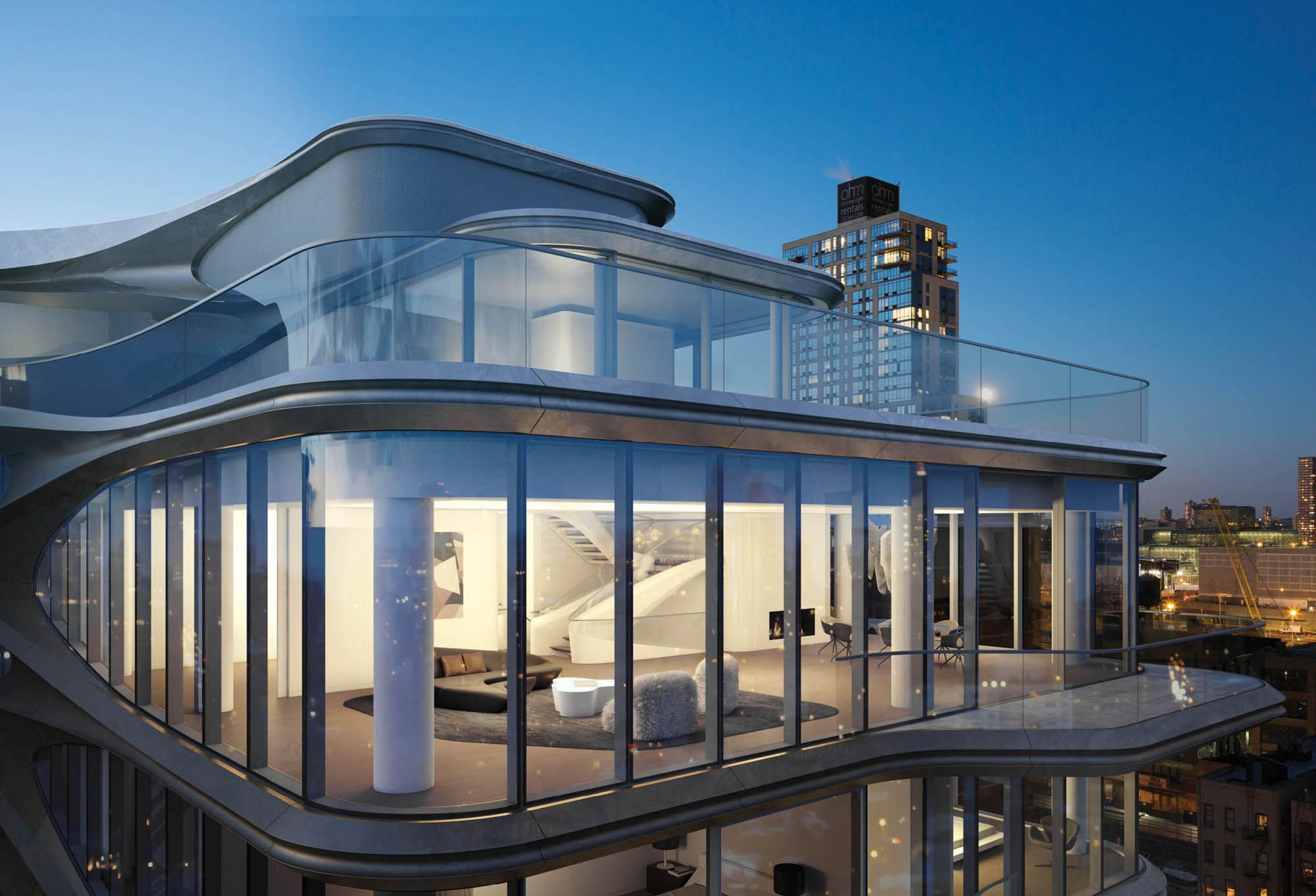 Zaha Hadid Nails It With First Nyc Apartment Building