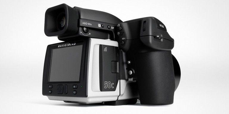 Hasselblad  H5D-50c CMOS wifi