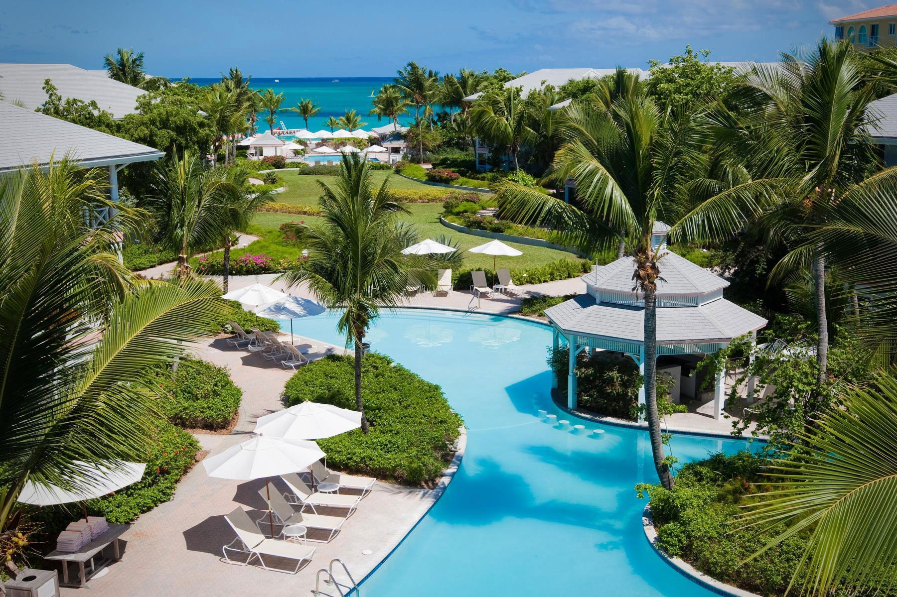 Ocean Club resort pool