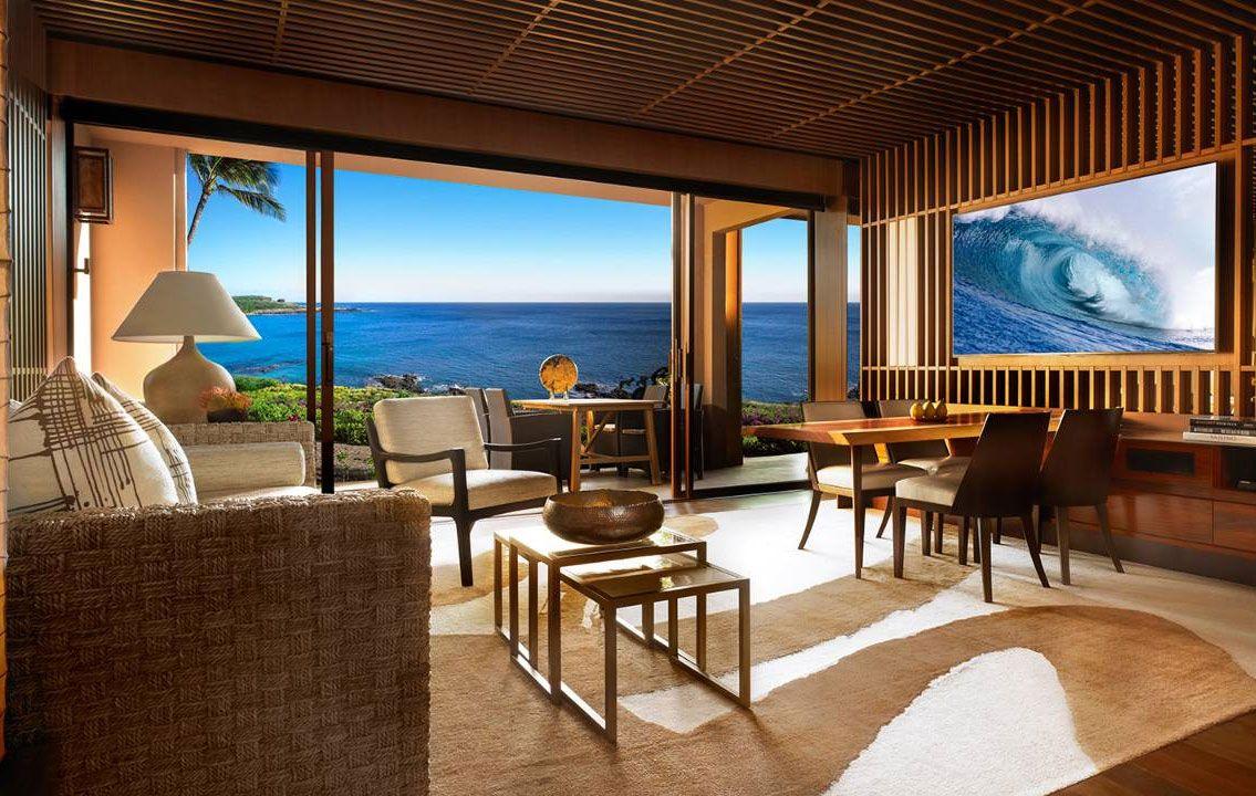 Larry Ellison\'s Four Seasons Resort Might Be Hawaii\'s Best Hotel