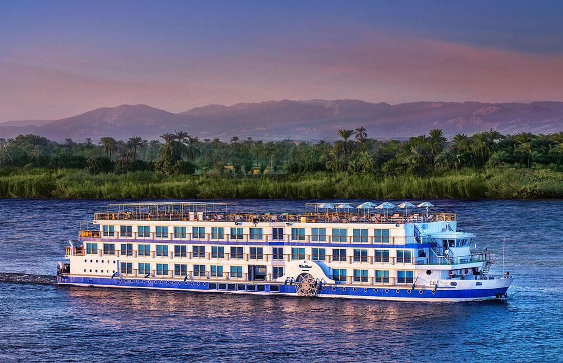 Cruising The Nile River Aboard The Oberoi Philae