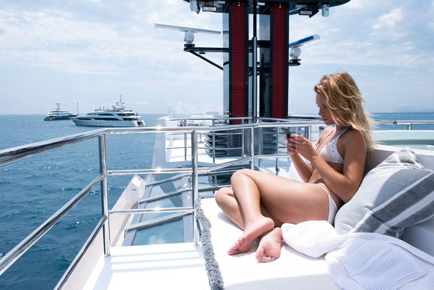 highlander yacht, yacht charter, Mediterranean