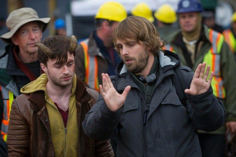 horns, Daniel Radcliffe, Alexandre Aja