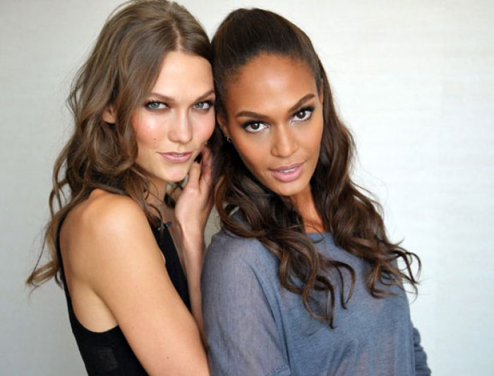 Karlie Kloss Joan Smalls MTV House of Style