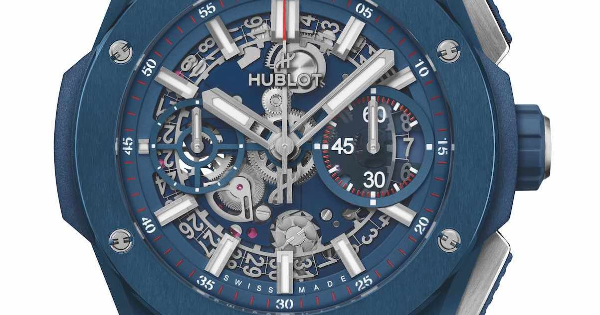 Hublot Big Bang Integral Watches Now Come In Color post thumbnail image