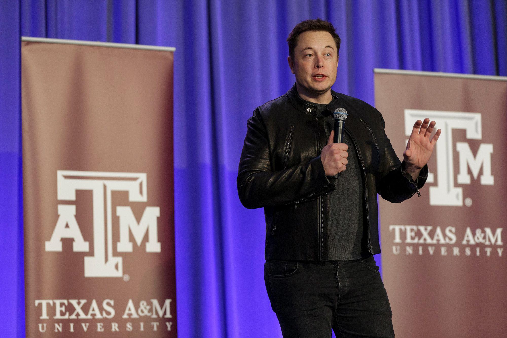 elon musk, SpaceX, Hyperloop