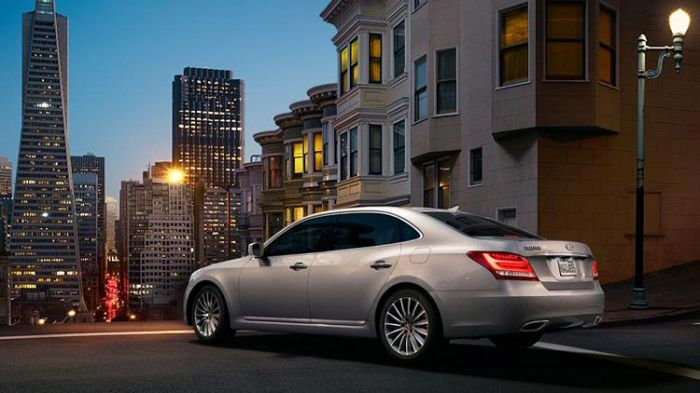 Hyundai Equus Receives Top Billing in Luxury Car Category from