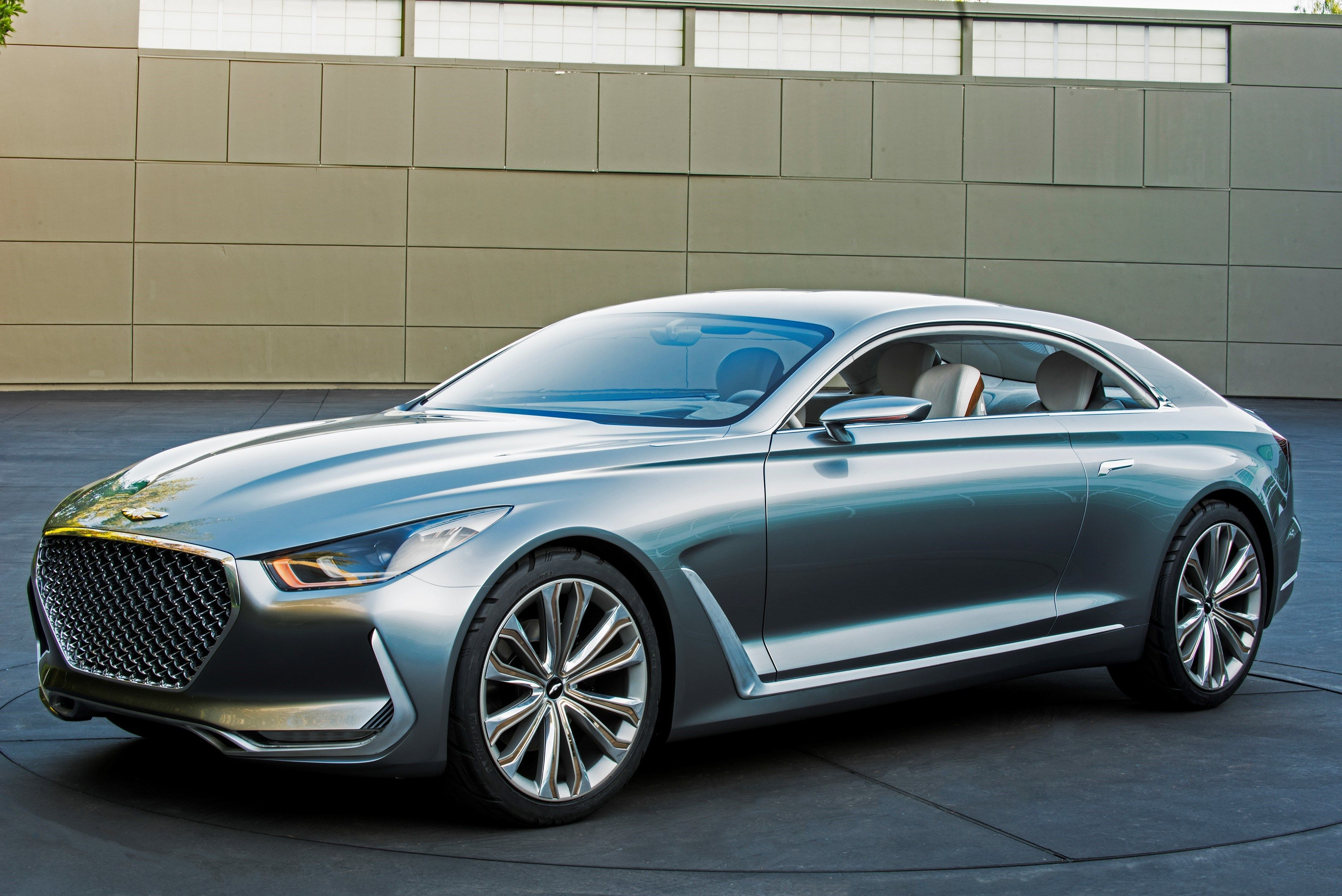 Hyundai's Vision G Coupe is Bringing Chivalry Back With Understated